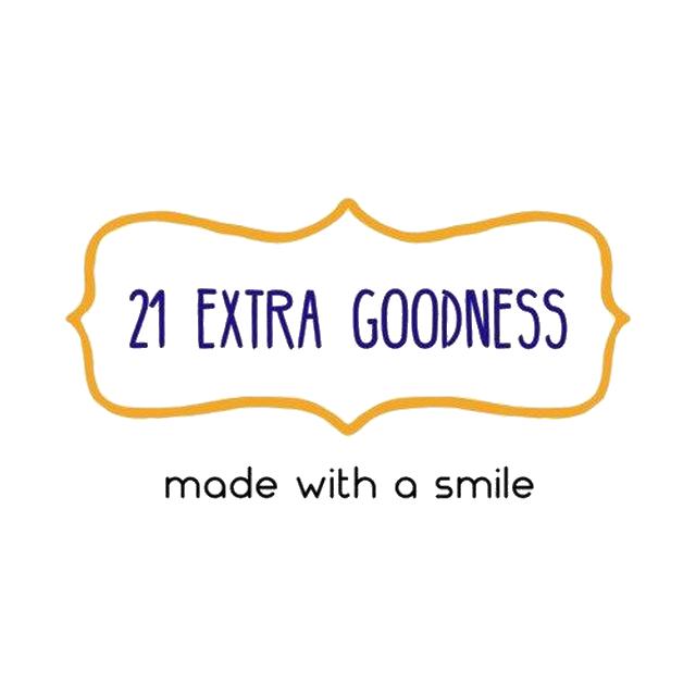 21 extra goodnewss danielle van de velde