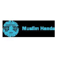 muslim hands danielle van de velde